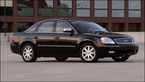2005-2007 ford five hundred pre-owned
