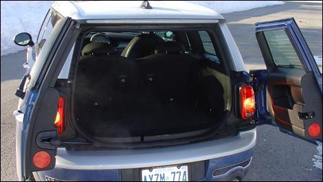 2008 Mini Cooper S Clubman Review