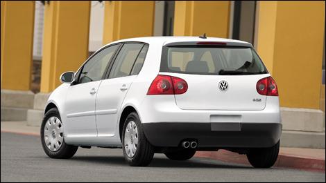 2008 Volkswagen Rabbit 2.5 5-Door Review