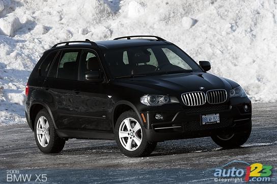 bmw x5 2008 review