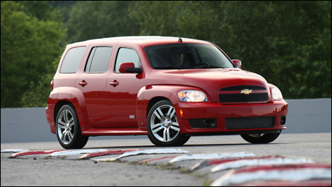 2008 Chevrolet Hhr Ss Review