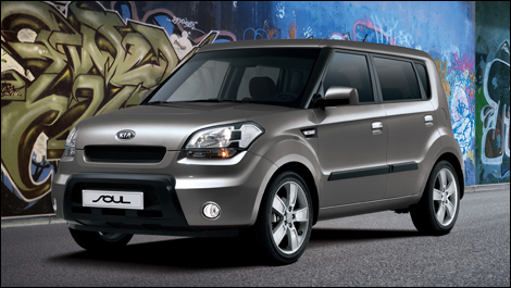 kia soul nouvelles photos et d tails sur les moteurs. Black Bedroom Furniture Sets. Home Design Ideas