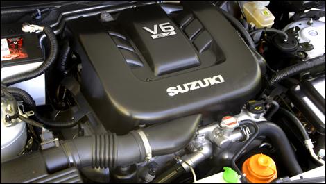 2008 Suzuki Grand Vitara Jlx Review