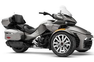 moto tourisme vendre can am spyder f3 limited se6 2017. Black Bedroom Furniture Sets. Home Design Ideas