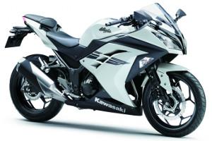 Moto Sportive à Vendre Kawasaki Ninja 300 Abs 2017 à Chambord