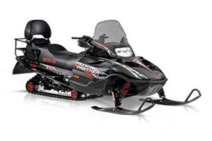 Specs On The Arctic Cat Panther Touring