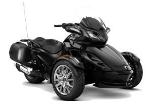moto tourisme vendre can am spyder st limited 2015. Black Bedroom Furniture Sets. Home Design Ideas