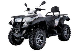 2013 CF Moto Trail Tracker 600EFI - ATV   moto123 com
