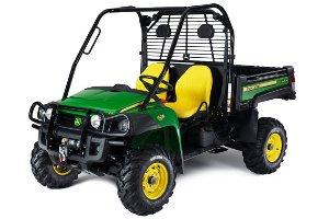 2011 John Deere Gator Xuv 625i 4x4 Utility Vehicles