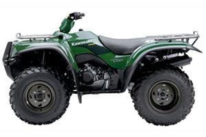 2005 Kawasaki KVF 700 4x4 - ATV | moto123.com