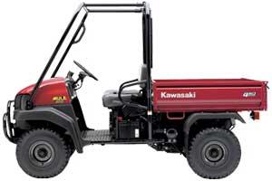 2005 Kawasaki Mule 3010 sel 4x4 - utility vehicles   moto123.com