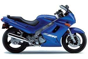 2006 Kawasaki ZZR250 - motorcycles | moto123.com