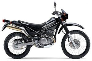 Kawasaki Super Sherpa  Manual