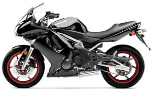 2008 Kawasaki Ninja 650R - motorcycles | moto123.com