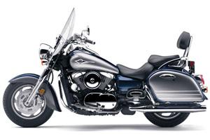 2008 Kawasaki Vulcan 1600 Nomad - motorcycles | moto123.com