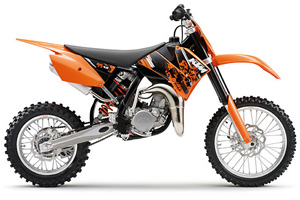 ktm 85 sx 2010 motocyclettes. Black Bedroom Furniture Sets. Home Design Ideas