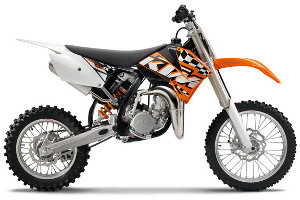 ktm 85 sx 2011 motocyclettes. Black Bedroom Furniture Sets. Home Design Ideas