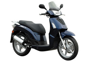 2008 kymco people s 50 4t - motorcycles | moto123