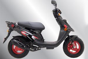 pgo bigmax 50cc 2008 motocyclettes. Black Bedroom Furniture Sets. Home Design Ideas