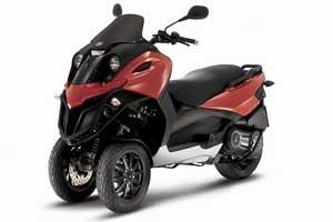 piaggio mp3 500 2008 motocyclettes