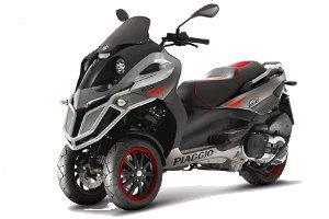 piaggio mp3 sport 500 2011 motocyclettes
