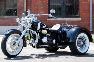 ridley auto glide trike 2009 motocyclettes. Black Bedroom Furniture Sets. Home Design Ideas