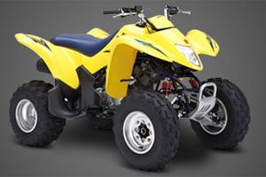 2008 Suzuki QuadSport Z250 - ATV | moto123.com