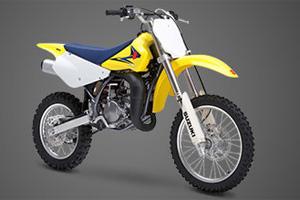 2008 Suzuki RM85 - motorcycles | moto123.com