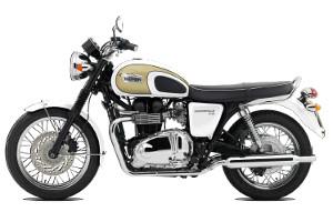 Triumph Bonneville T100 2014 Motocyclettes Moto123com