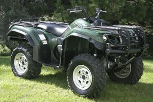 2003 yamaha kodiak 450 atv atv rider autos post for Yamaha grizzly 660 tracks