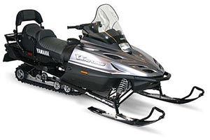 2007 Yamaha Venture XL - snowmobiles | moto123.com