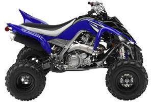 2008 Yamaha Raptor 700R - ATV   moto123.com