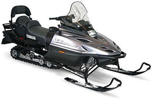 2008 Yamaha Venture XL - snowmobiles   moto123.com