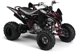 yamaha raptor 250 se 2009 vtt. Black Bedroom Furniture Sets. Home Design Ideas
