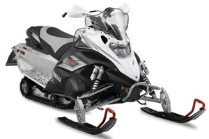 Yamaha Nytro Fuel Piggy Back