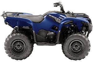 2014 yamaha grizzly 550 fi atv for 2014 yamaha grizzly 550 for sale
